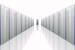 互联网服务器 免版税库存图片