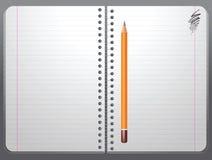 习字簿 免版税库存图片