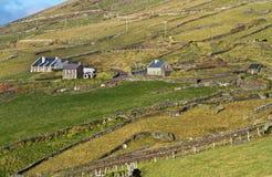 爱尔兰横向 免版税库存照片