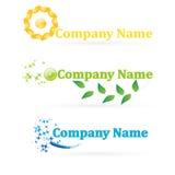 логосы Стоковые Фотографии RF