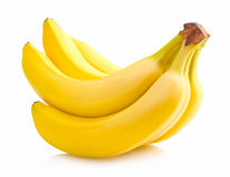 香蕉束 图库摄影