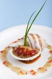 море еды Стоковая Фотография
