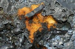сталь предпосылки Стоковая Фотография RF