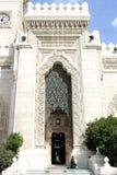 亚历山大清真寺 库存照片