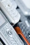 мобильные телефоны Стоковая Фотография RF