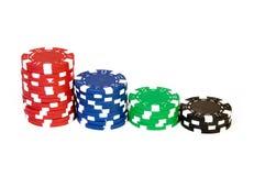обломоки казино Стоковые Изображения