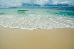 пляж тропический Стоковая Фотография RF