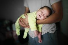 спать младенца Стоковые Изображения
