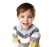 радостный малыш Стоковая Фотография