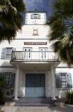 法院大楼 免版税图库摄影