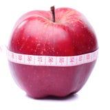 苹果厘米 免版税库存照片