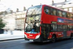 公共汽车伦敦 库存图片