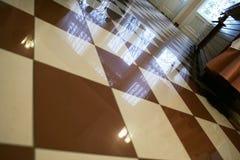 плитки пола Стоковые Фотографии RF