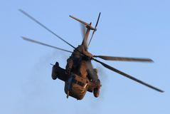 空军直升机以色列人 免版税库存图片