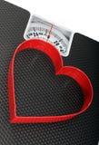 健康重量 库存图片