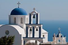 грек церков Стоковые Фото