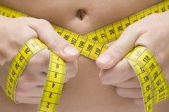 减肥 免版税库存图片