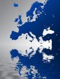 европа Стоковое Изображение RF