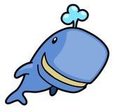 鲸鱼 免版税库存照片