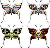 άνοιξη μόδας πεταλούδων Στοκ φωτογραφία με δικαίωμα ελεύθερης χρήσης