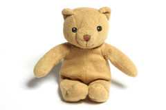 заполненный медведь Стоковое Изображение RF