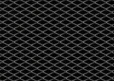решетка диаманта Стоковая Фотография