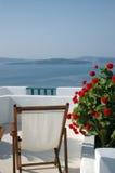 希腊难以置信的海岛 免版税库存照片