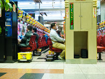 κατάστημα παιχνιδιών Στοκ εικόνα με δικαίωμα ελεύθερης χρήσης