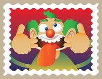 клоун Стоковое Фото