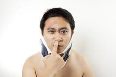 повреждение потехи Стоковое фото RF