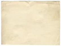 παλαιά σύσταση εγγράφου Στοκ Εικόνες