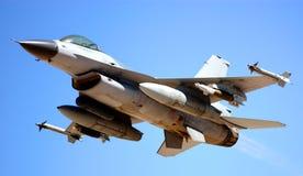 喷气机军人 库存照片