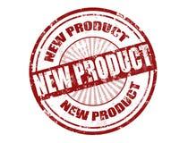 штемпель нового продукта Стоковое фото RF