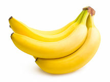 香蕉束 免版税库存照片