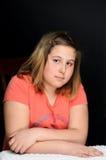женский портрет Стоковая Фотография