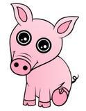 婴孩小猪 免版税图库摄影