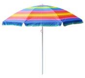 ομπρέλα παραλιών Στοκ εικόνες με δικαίωμα ελεύθερης χρήσης