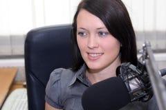 ραδιοφωνική αναμετάδοση Στοκ εικόνα με δικαίωμα ελεύθερης χρήσης