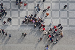 πλήθος Στοκ φωτογραφίες με δικαίωμα ελεύθερης χρήσης