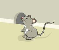ποντίκι διασκέδασης Στοκ φωτογραφία με δικαίωμα ελεύθερης χρήσης