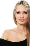 美丽的妇女 免版税库存照片