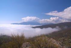 горы Стоковые Фото