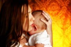 мать ребенка Стоковые Изображения