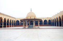 清真寺安排祷告 免版税库存照片