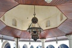 清真寺安排祷告 免版税图库摄影