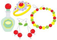 кольцо дух зажимов шариков Стоковое Фото