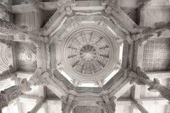 耆那教的寺庙 免版税图库摄影