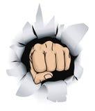 иллюстрация кулачка Стоковое Изображение