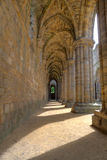 ιστορικές μεσαιωνικές κ& Στοκ Εικόνα