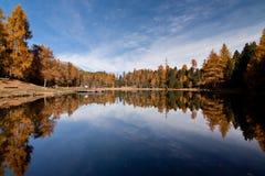 τοπίο Ελβετός ορών Στοκ Εικόνες